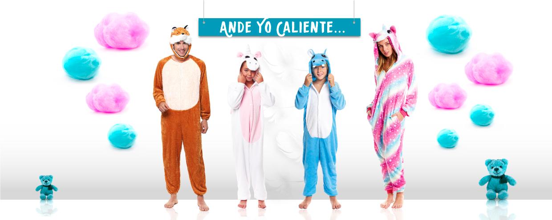 disfraces pijama partilandia
