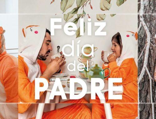 Partilandia reparte #disfrazterapia con Disfraces para el Día del Padre