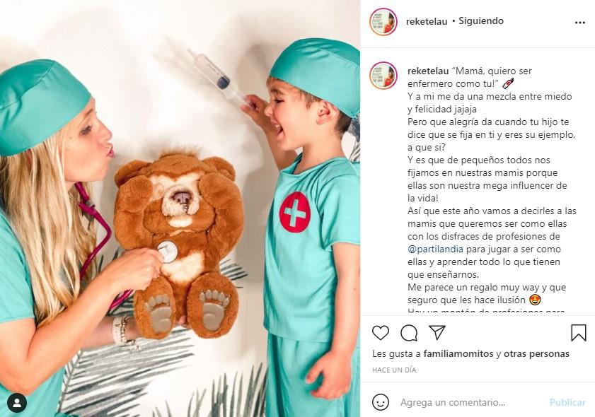 disfraces sanitarios enfermeros