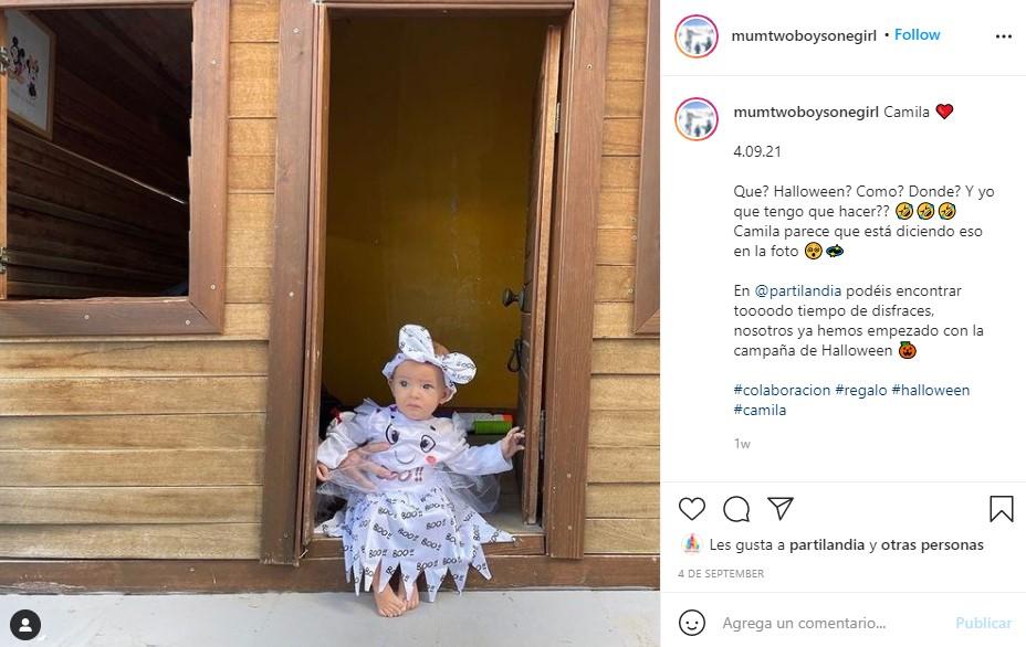 disfraces-bebe halloween partilandia