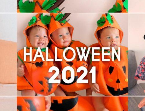 Los Disfraces de Halloween 2021 que todas las familias quieren son de Partilandia